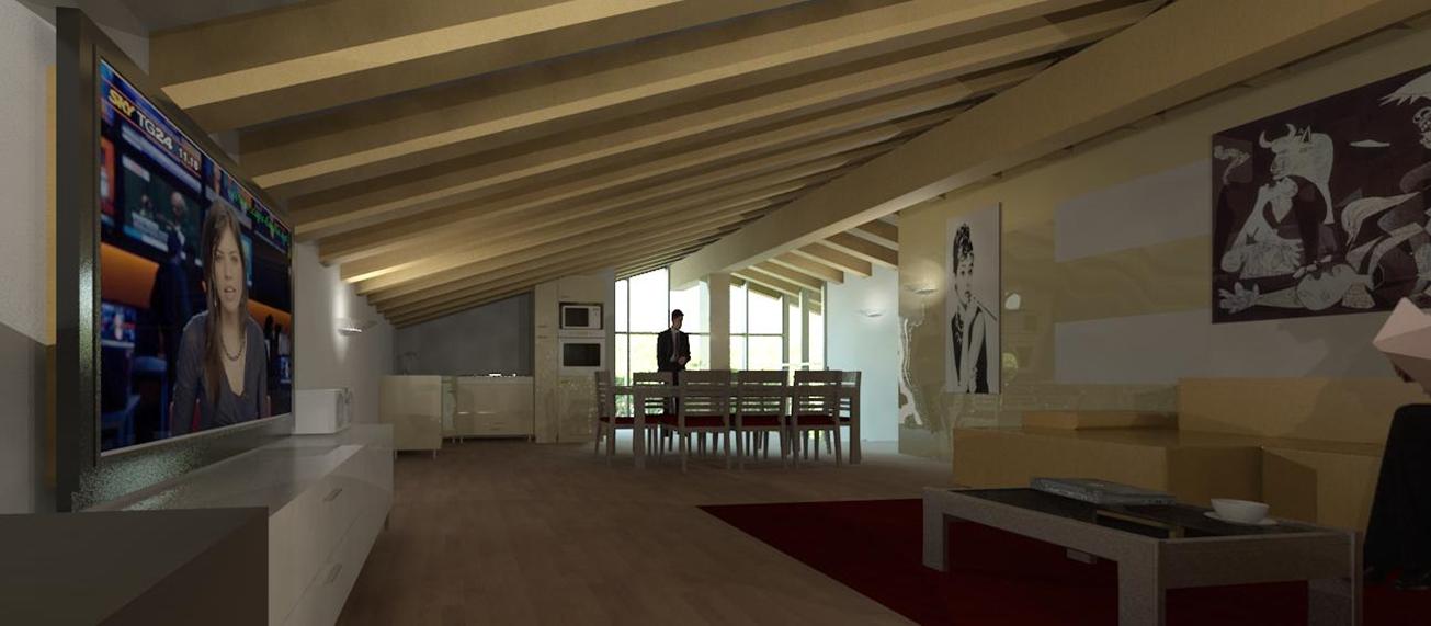 Rendering interni 3d studio bordini for Rendering 3d interni